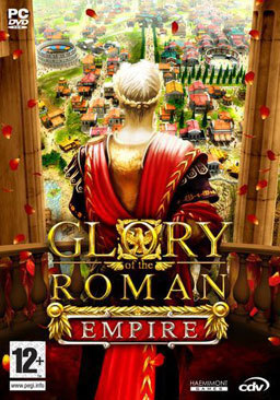 Cover for Glory of the Roman Empire.