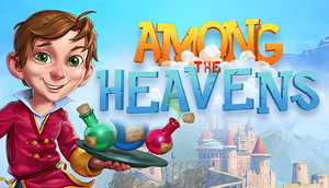Cover for Among the Heavens.