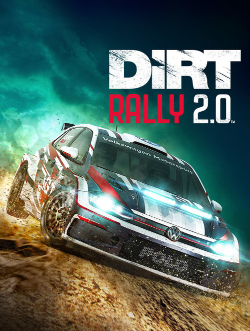 Cover for Dirt Rally 2.0.