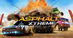 Cover for Asphalt Xtreme.