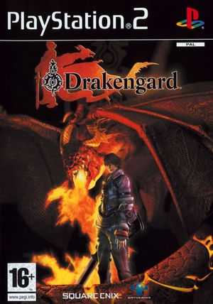 Cover for Drakengard.