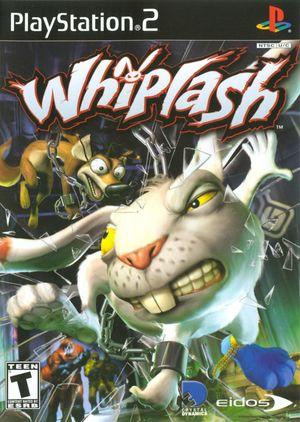 Cover for Whiplash.