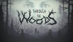 Cover for Through the Woods.