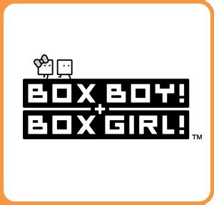 Cover for BOXBOY! + BOXGIRL!.