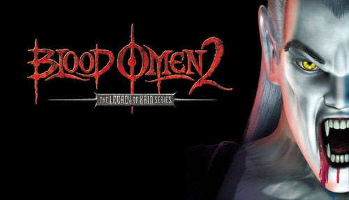 Cover for Blood Omen 2.
