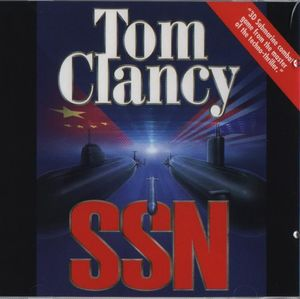 Cover for Tom Clancy's SSN.
