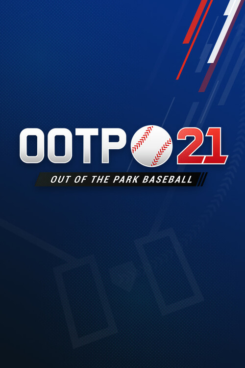 Cover for Out of the Park Baseball 21.