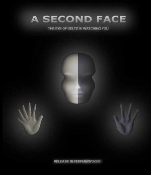 Cover for A Second Face.