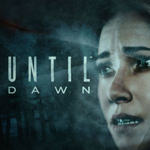 Cover for Until Dawn.
