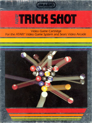 Cover for Trick Shot.