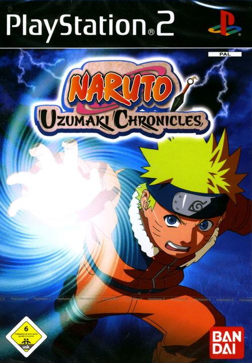 Cover for Naruto: Uzumaki Chronicles.