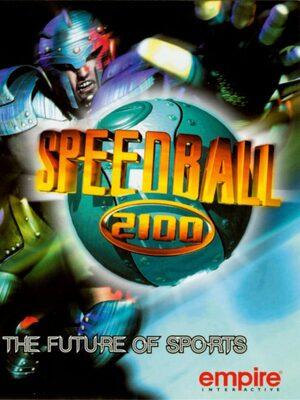 Cover for Speedball 2100.