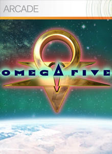 Cover for Omega Five.