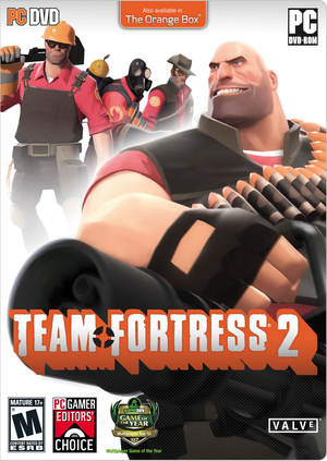 Cover for Team Fortress 2.