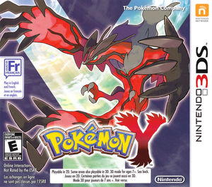 Cover for Pokémon Y.