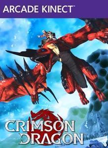 Cover for Crimson Dragon.
