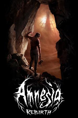 Cover for Amnesia: Rebirth.