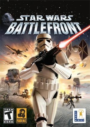 Cover for Star Wars: Battlefront.