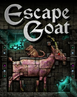 Cover for Escape Goat.