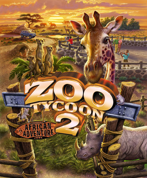 Cover for Zoo Tycoon 2.