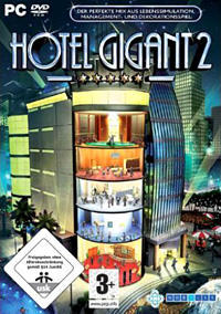 Cover for Hotel Giant 2.