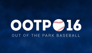 Cover for Out of the Park Baseball 16.