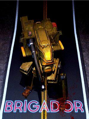 Cover for Brigador.