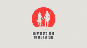 Cover for Everybody's Gone to the Rapture.