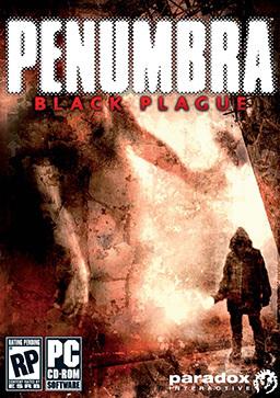 Cover for Penumbra: Black Plague.