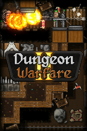 Cover for Dungeon Warfare 2.
