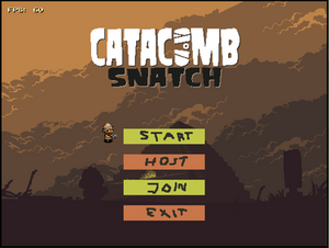 Cover for Catacomb Snatch.