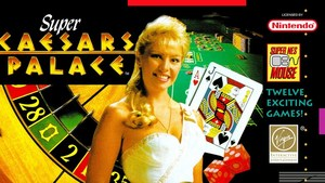 Cover for Super Caesars Palace.