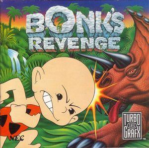 Cover for Bonk's Revenge.