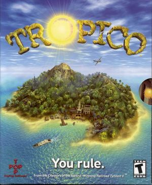 Cover for Tropico.