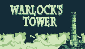 Cover for Warlock's Tower.