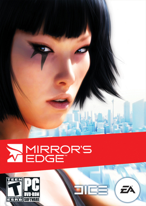 Cover for Mirror's Edge.