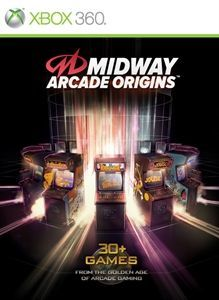 Cover for Midway Arcade Origins.