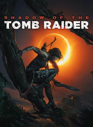 Cover for Shadow of the Tomb Raider.