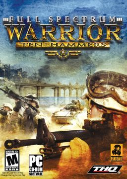 Cover for Full Spectrum Warrior: Ten Hammers.