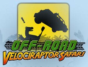 Cover for Off-Road Velociraptor Safari.