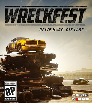 Cover for Wreckfest.