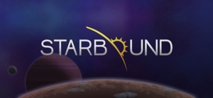 Cover for Starbound.