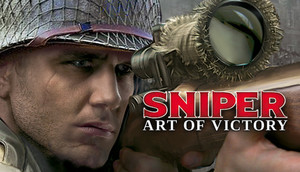 Cover for Sniper: Art of Victory.