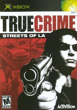 Cover for True Crime: Streets of LA.