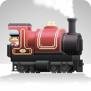 Cover for Pocket Trains.