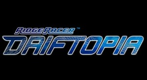 Cover for Ridge Racer Driftopia.