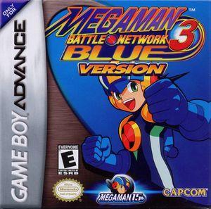 Cover for Mega Man Battle Network 3.