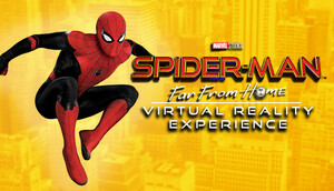 Cover for Spider-Man: Far From Home - Virtual Reality Experience.