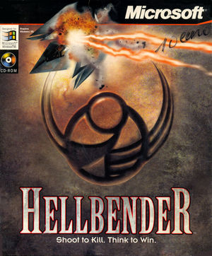 Cover for Hellbender.