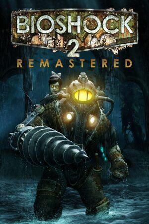 Cover for BioShock 2 Remastered.